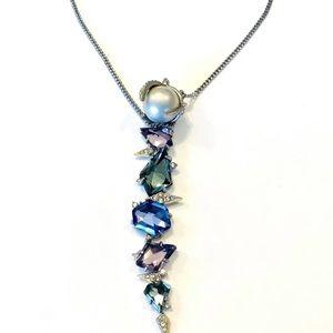 Alexis Bittar Crystal Necklace